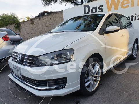 Volkswagen Vento CONFORTLINE STD usado (2017) color Blanco precio $190,000