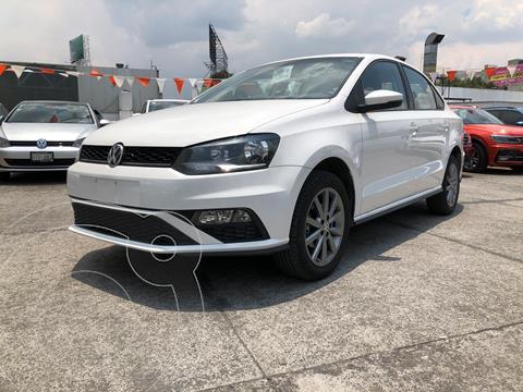 Volkswagen Vento Comfortline Plus usado (2020) color Blanco Candy financiado en mensualidades(enganche $69,297 mensualidades desde $4,615)