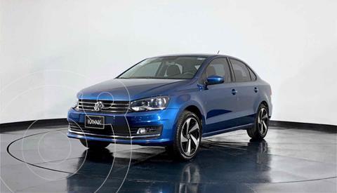 Volkswagen Vento Comfortline Aut usado (2019) color Azul precio $242,999