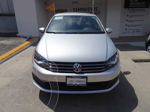 Volkswagen Vento Startline Aut usado (2020) color Plata precio $265,000
