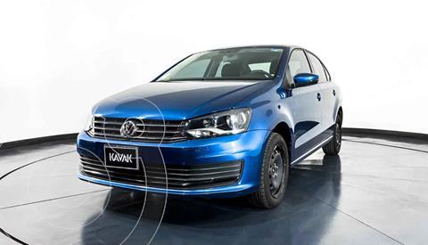 Volkswagen Vento Comfortline Aut usado (2019) color Azul precio $179,999