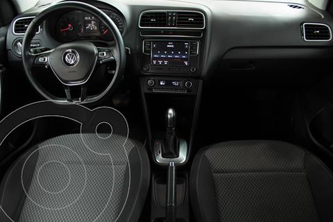 Volkswagen Vento HIGHLINE 1.6L L4 105HP TIP usado (2020) color Negro precio $240,000