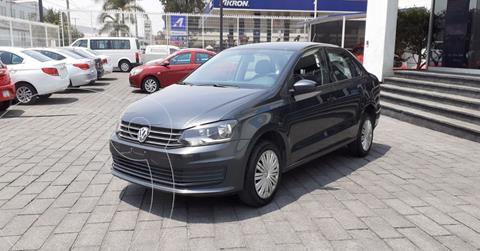 Volkswagen Vento Startline Aut usado (2020) color Gris precio $194,900