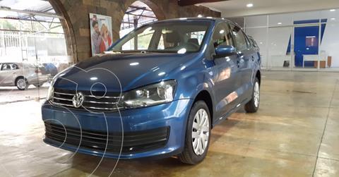 Volkswagen Vento Startline Aut usado (2019) color Azul precio $159,900
