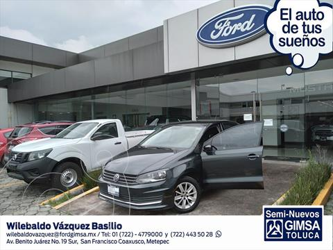 Volkswagen Vento COMFORTLINE STD. usado (2018) color Gris precio $169,000