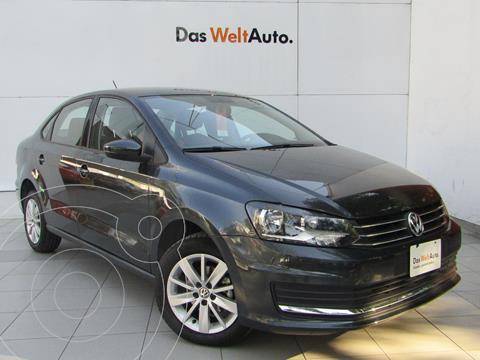Volkswagen Vento Comfortline usado (2020) color Gris Carbono precio $248,000