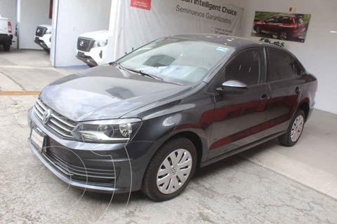 Volkswagen Vento Startline Aut usado (2016) color Gris precio $162,000