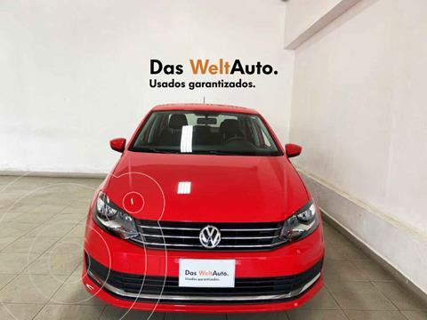 Volkswagen Vento Comfortline usado (2019) color Rojo precio $219,333