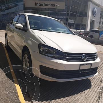 Volkswagen Vento Startline Aut usado (2020) color Blanco precio $214,000