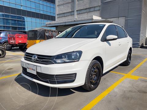 Volkswagen Vento Startline usado (2020) color Blanco precio $199,000