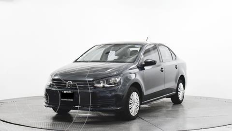 Volkswagen Vento Startline usado (2020) color Gris precio $237,200