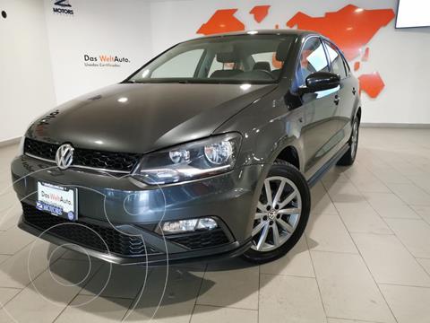 Volkswagen Vento Comfortline Plus usado (2020) color Gris Carbono precio $265,000
