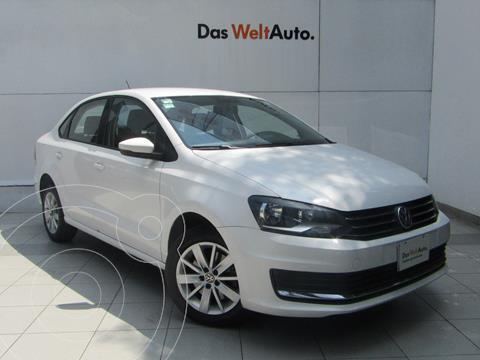 Volkswagen Vento TDI Comfortline usado (2018) color Blanco Candy precio $210,000