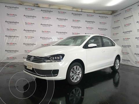Volkswagen Vento Comfortline usado (2020) color Blanco precio $204,990