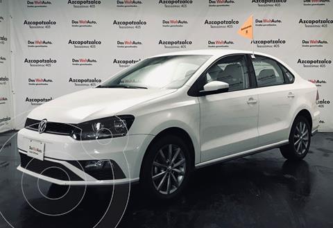Volkswagen Vento Comfortline Plus usado (2020) color Blanco Candy financiado en mensualidades(enganche $53,000 mensualidades desde $6,364)