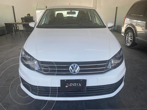 Volkswagen Vento Startline Aut usado (2020) color Blanco precio $220,000