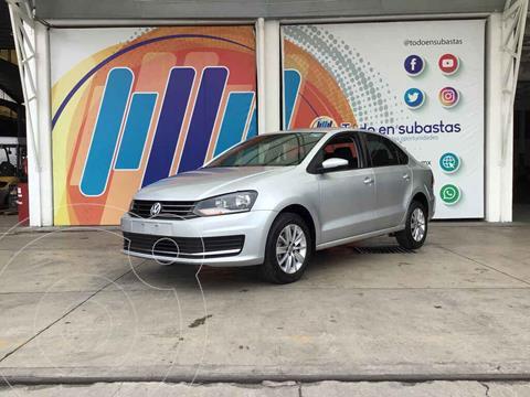 Volkswagen Vento Comfortline usado (2020) color Plata precio $142,000