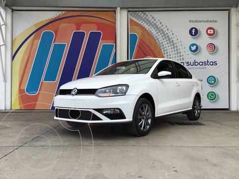 Volkswagen Vento Comfortline Plus Aut usado (2020) color Blanco precio $164,000