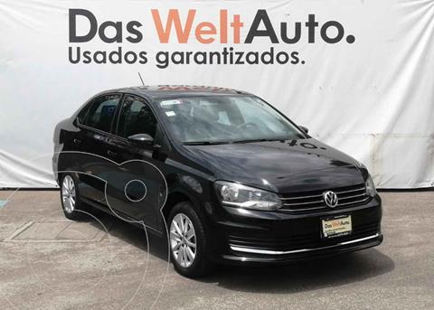 Volkswagen Vento Comfortline Aut usado (2018) color Negro precio $205,000