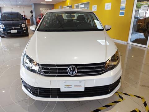 Volkswagen Vento Startline Aut usado (2020) color Blanco precio $198,950