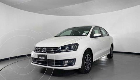Volkswagen Vento Comfortline Aut usado (2019) color Blanco precio $199,999