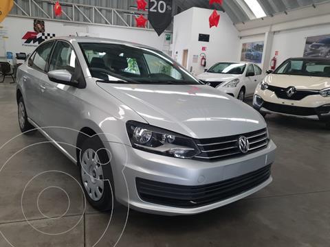 Volkswagen Vento STARLINE TIPTRONIC  usado (2020) color Plata precio $210,000