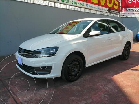Volkswagen Vento Startline usado (2018) color Blanco precio $160,000