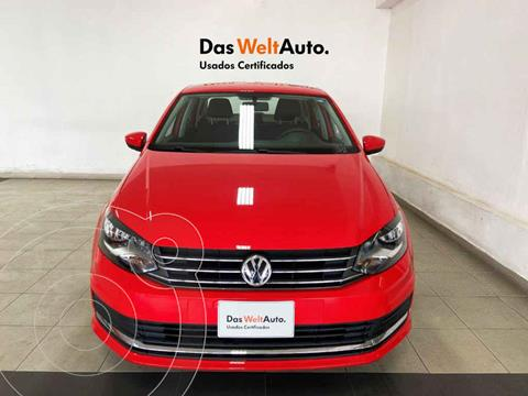 Volkswagen Vento Comfortline usado (2020) color Rojo precio $236,157