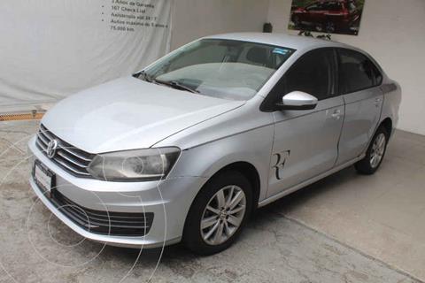 Volkswagen Vento Comfortline Aut usado (2016) color Plata precio $162,000