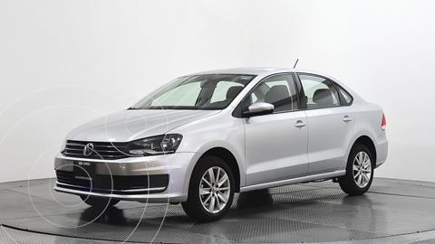 Volkswagen Vento Comfortline usado (2020) color Plata Dorado precio $266,500