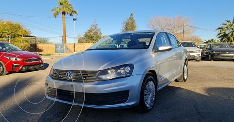 Volkswagen Vento Startline Aut usado (2019) color Plata Dorado precio $154,900