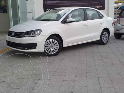 Volkswagen Vento Startline Aut usado (2020) color Blanco precio $198,000