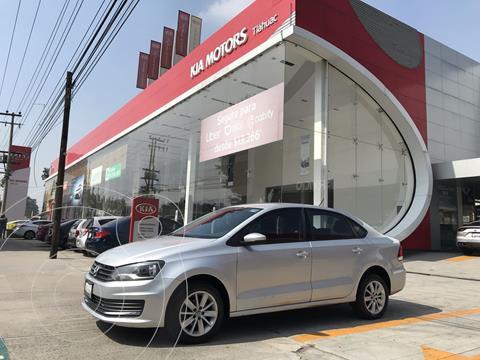 Volkswagen Vento Comfortline usado (2017) color Plata Dorado precio $155,000