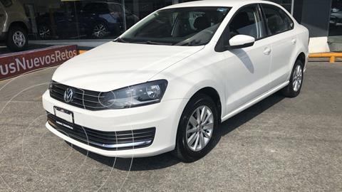 Volkswagen Vento Comfortline Aut usado (2019) color Blanco Candy financiado en mensualidades(enganche $63,171 mensualidades desde $4,565)
