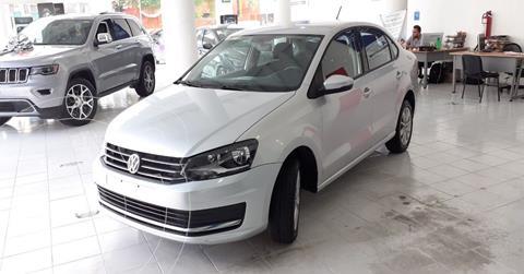 Volkswagen Vento Comfortline usado (2019) color Plata Dorado precio $164,900
