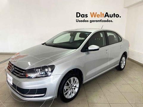 Volkswagen Vento Comfortline usado (2020) color Plata precio $230,587