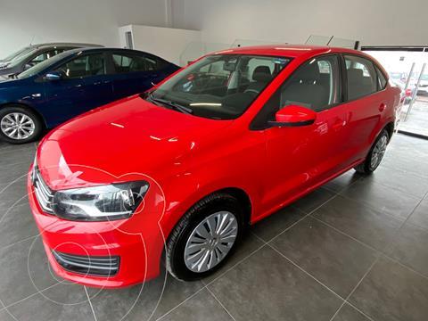 Volkswagen Vento Startline usado (2020) color Rojo precio $220,000