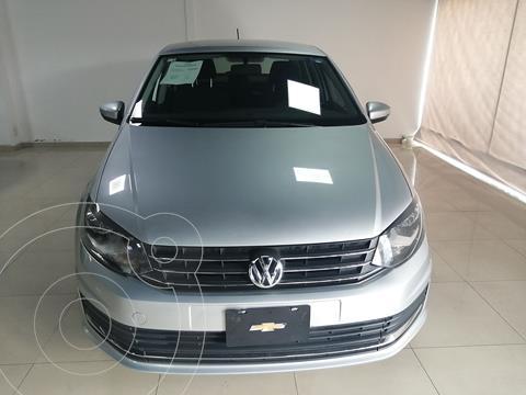 Volkswagen Vento Comfortline usado (2018) color Gris precio $179,900