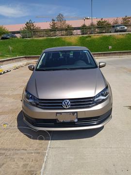 Volkswagen Vento 1.6L usado (2020) color Beige Metalico precio $190,000