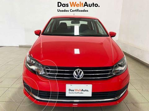 Volkswagen Vento Comfortline usado (2020) color Rojo precio $237,621