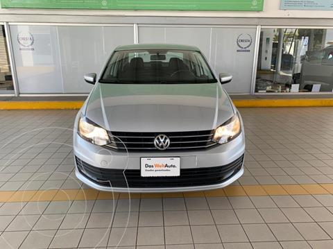 Volkswagen Vento Startline usado (2020) color Plata Reflex precio $214,900