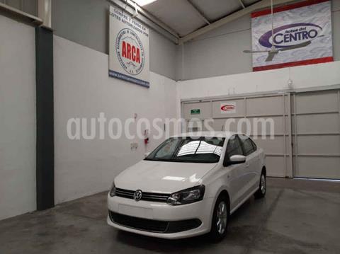 Volkswagen Vento Active Aut usado (2014) color Blanco precio $129,000