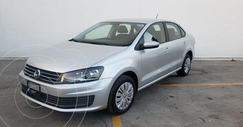 Volkswagen Vento Startline Aut usado (2020) color Plata Dorado precio $198,900