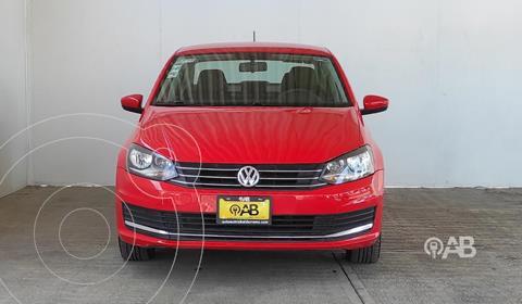 Volkswagen Vento Comfortline usado (2017) color Rojo precio $186,000