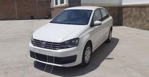 Volkswagen Vento Startline Aut usado (2020) color Blanco precio $189,900