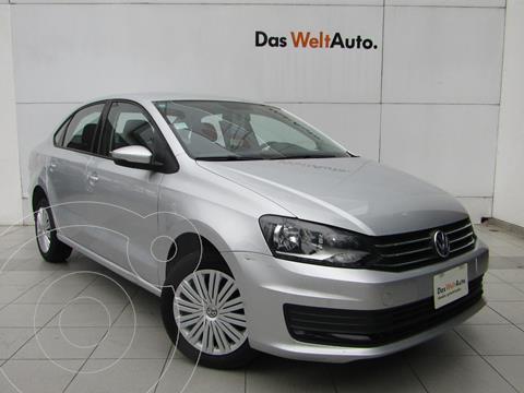 Volkswagen Vento Startline Aut usado (2020) color Plata Reflex precio $205,000