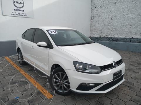 Volkswagen Vento Comfortline Plus usado (2020) color Blanco Candy precio $254,900