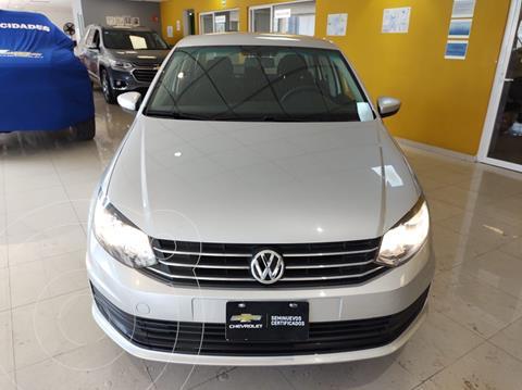 Volkswagen Vento Startline Aut usado (2020) color Plata Dorado precio $219,900