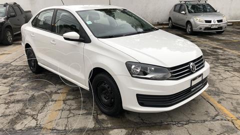 Volkswagen Vento Startline usado (2020) color Blanco Candy precio $210,000