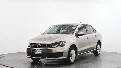 Volkswagen Vento Startline usado (2020) color Beige precio $229,500